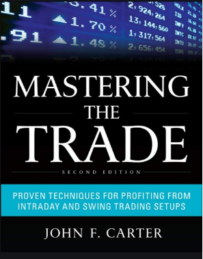 Mastering The Trade by John Carter